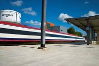 Estação da CP Estarreja - foto Mário Xavier Rocha